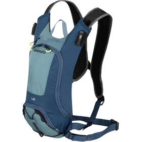 Shimano Unzen II Trail Backpack 2L bottle aegean blue